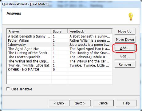 QMP-V5-item-types-Textmatch