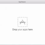 AppCleaner running
