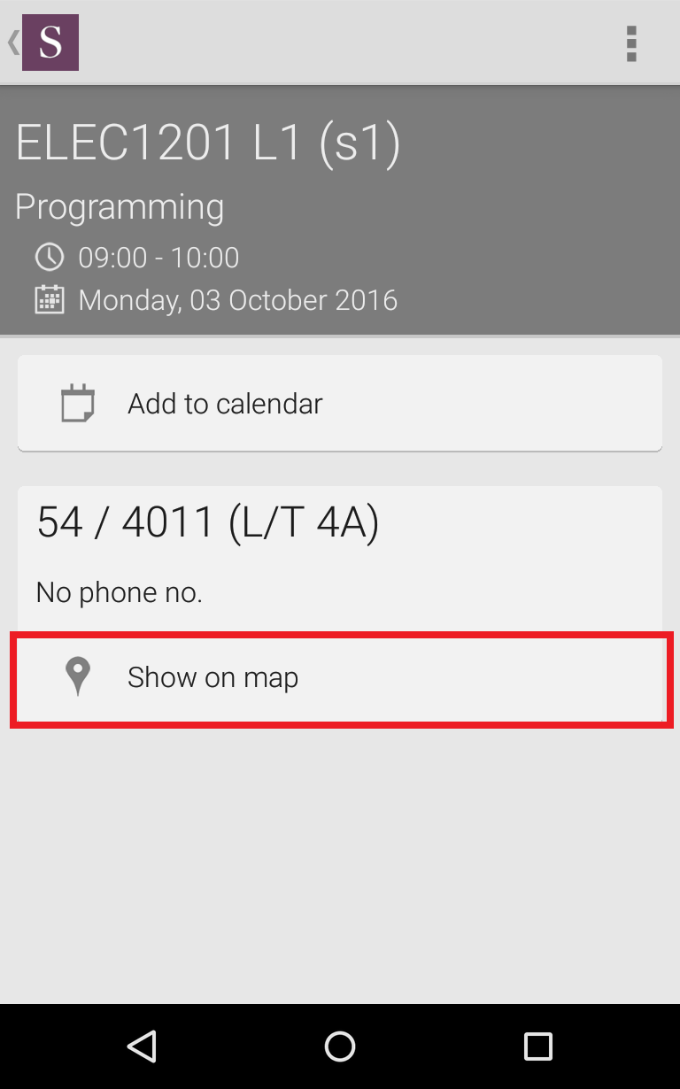 timetableshowonmap