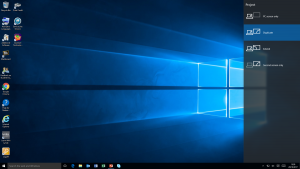 Windows desktop showing Project panel